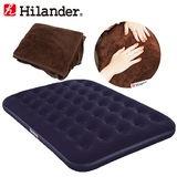 Hilander(ハイランダー) キャンプ用エアベッド+エアベッド用ボア敷きパッド【お得な2点セット】 HCA2016UK-17 マットアクセサリー