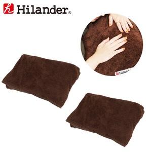 Hilander(ハイランダー) インフレーターマット用 ボア敷きパッド【お得な2点セット】 UK-14