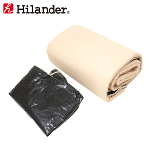 Hilander(ハイランダー) エアートンネル ROOMY&MIINY 専用インナーマット&グランドシート HCA0294