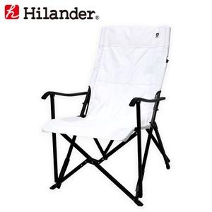Hilander(ハイランダー) スリムエックスチェア HTF-SXCBWH