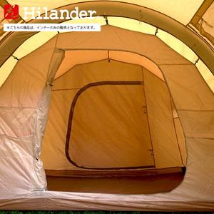 Hilander(ハイランダー) ROOMY2&MIINY(ポリコットン) 専用インナー HCA0299