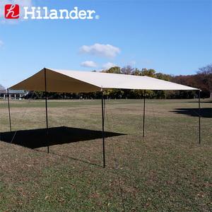Hilander(ハイランダー) レクタタープ440 ポリコットン HCA0301