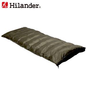 Hilander(ハイランダー) ダウンシュラフ 400 封筒型 HCA0302 スリーシーズン用