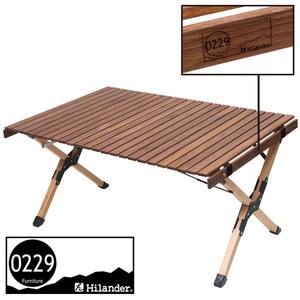 Hilander(ハイランダー) 【0229コラボモデル】ロールトップテーブル90用 天板 Hx0229-2