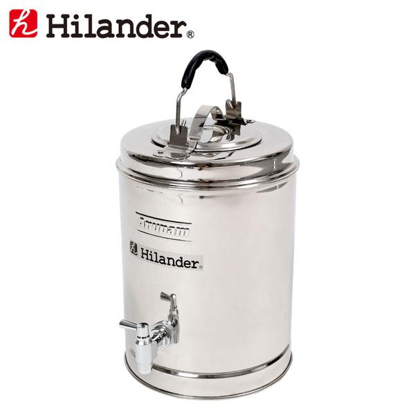 Hilander(ハイランダー) ステンレスウォータージャグ HCA001A ウォータータンク、ジャグ