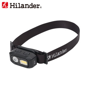 Hilander(ハイランダー) 480ルーメン LEDヘッドライト(USB充電式) HCA0303