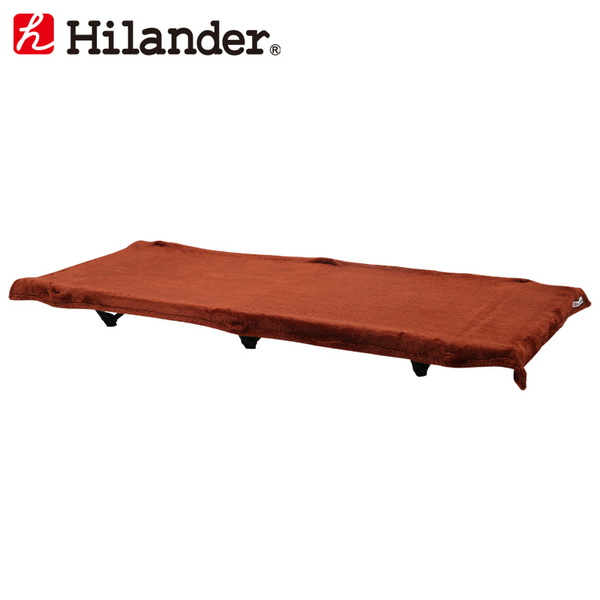 Hilander(ハイランダー) ローコット用 フリースカバー HCA003A キャンプベッド