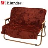 Hilander(ハイランダー) 2人掛けベンチ用 フリースカバー HCA005A チェアアクセサリー