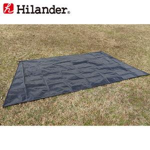 Hilander(ハイランダー) ポップワンポールテント フィンガル 専用グランドシート HCA0313