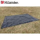 Hilander(ハイランダー) ポップワンポールテント フィンガル 専用グランドシート HCA0313 グランドシート