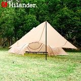 Hilander(ハイランダー) トラピゾイドタープ450 HCA0316 ウィング型(ポール:1~2本)