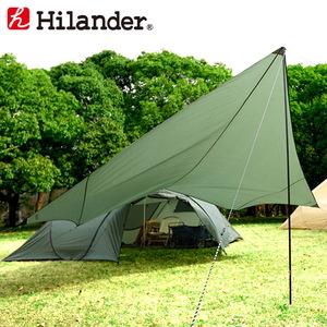 Hilander(ハイランダー) トラピゾイドタープ450 HCA0317