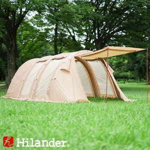 Hilander(ハイランダー) エアートンネル ROOMY(ルーミィ)2 HCA0318 ツールームテント