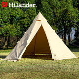 Hilander(ハイランダー) A型フレーム ネヴィス 400 HCA2067 ワンポールテント