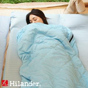 Hilander(ハイランダー) 接触冷感シュラフ UK-23 夏用