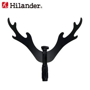 Hilander(ハイランダー) ランタンスタンド用 ヘッドパーツ HCARS-001