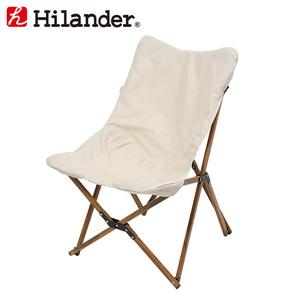 Hilander(ハイランダー) アルミハイバックチェア HCA0331