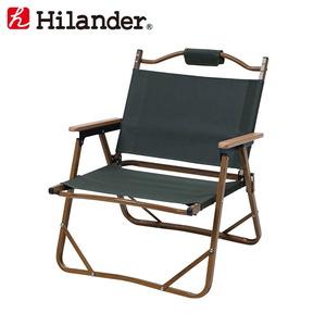 Hilander(ハイランダー) アルミデッキチェア HCA0332