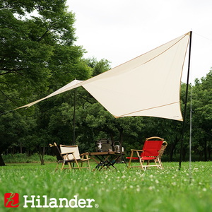 Hilander(ハイランダー) 【在庫限り特価】トラピゾイドタープ 450 HCA0339