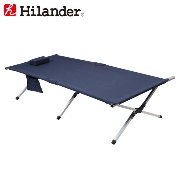 Hilander(ハイランダー) 防災アルミGIベット(難燃仕様) HCA0343 キャンプベッド