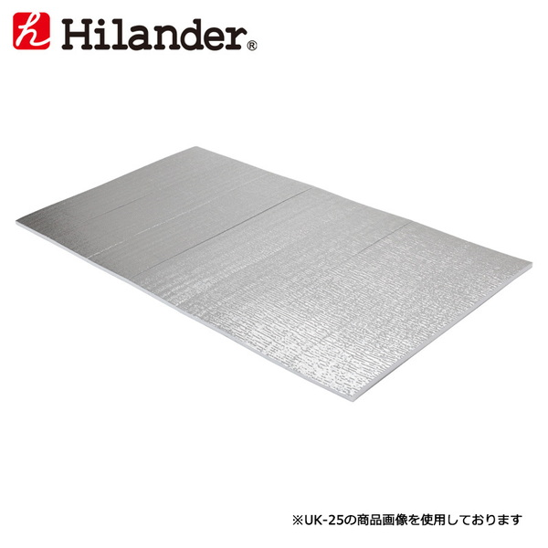 Hilander(ハイランダー) 極厚20mm アルミマット UK-24 アルミマット