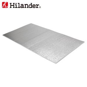 Hilander(ハイランダー) 極厚20mm アルミマット UK-25 アルミマット