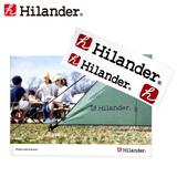 Hilander(ハイランダー) Outdoor stylebook2020【ステッカー付き】 キャンプ・本