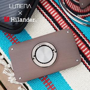 Hilander(ハイランダー) 【限定カラー】LUMENA2(ルーメナー2) 最大1500ルーメン 充電式 LUMENA2-DW 電池式