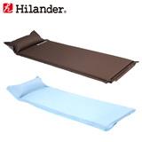 Hilander(ハイランダー) インフレーターマット(枕付きタイプ)4.0cm+冷感シーツ(Q-MAX0.445) UK-8UK-21 インフレータブルマット