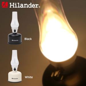 Hilander(ハイランダー) キャンドル風LEDランタン HCA2028