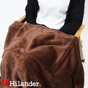 Hilander(ハイランダー) 難燃ブランケット ハーフ N-013