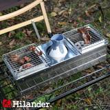 Hilander(ハイランダー) 炙二郎(あぶりじろう) HCAT-001 BBQコンロ(卓上タイプ)