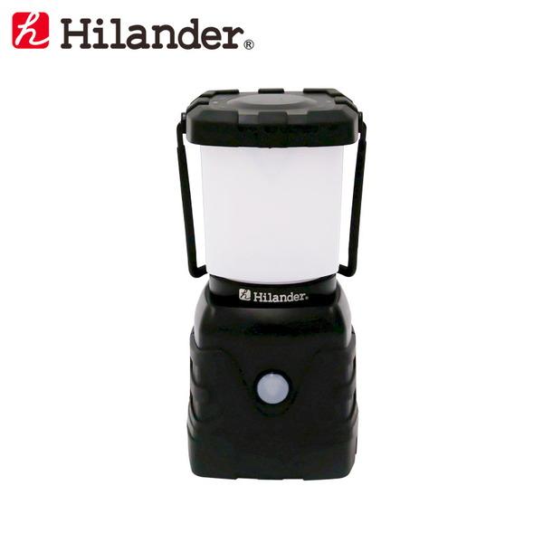 Hilander(ハイランダー) LEDランタン(USB充電式) 1000ルーメン HCA0353 電池式