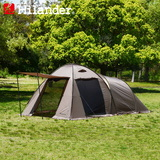 Hilander(ハイランダー) アルミフレーム2ルームテント スタートパッケージ 500270 HCA0356 ツールームテント