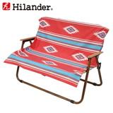 Hilander(ハイランダー) 2人掛けベンチ用 ポリコットンカバー QCKP0304 チェアアクセサリー