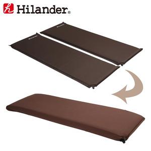 Hilander(ハイランダー) 2in1 インフレーターマット 最大10cm UK-30