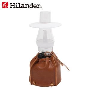 Hilander(ハイランダー) LEDランタン用 レザーカバー(OD缶対応) HCR-005
