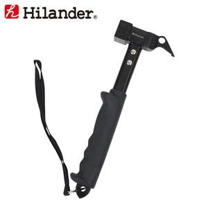 Hilander(ハイランダー) スチールペグハンマー HCB-001