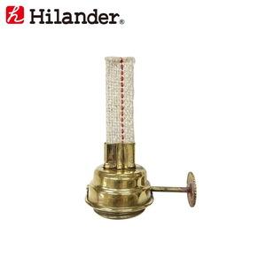 Hilander(ハイランダー) アンティーク ネルソンランプ専用 留め金付き替え芯 LTN-0039-2