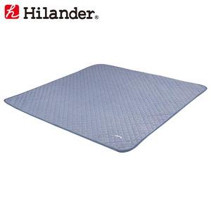 Hilander(ハイランダー) テント用 接触冷感インナーマット 200×200cm NH-016N
