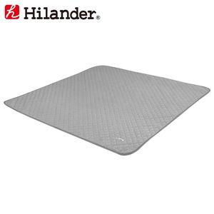 Hilander(ハイランダー) テント用 接触冷感インナーマット 200×200cm NH-016G
