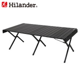 Hilander(ハイランダー) アルミロールトップテーブル 120 HTF-RT120 キャンプテーブル