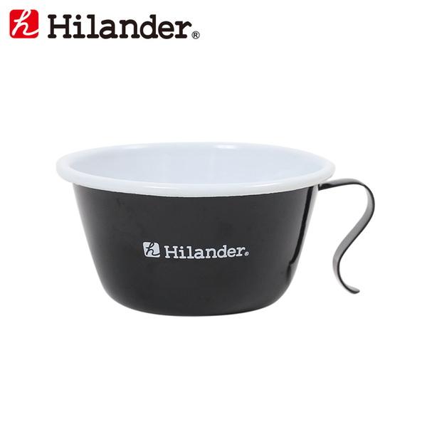 Hilander(ハイランダー) ホーロースタッキングシェラカップ HCA017A メラミン&プラスティック製カップ