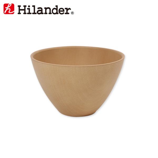Hilander(ハイランダー) スープボウル HCA024A ウッド製お皿