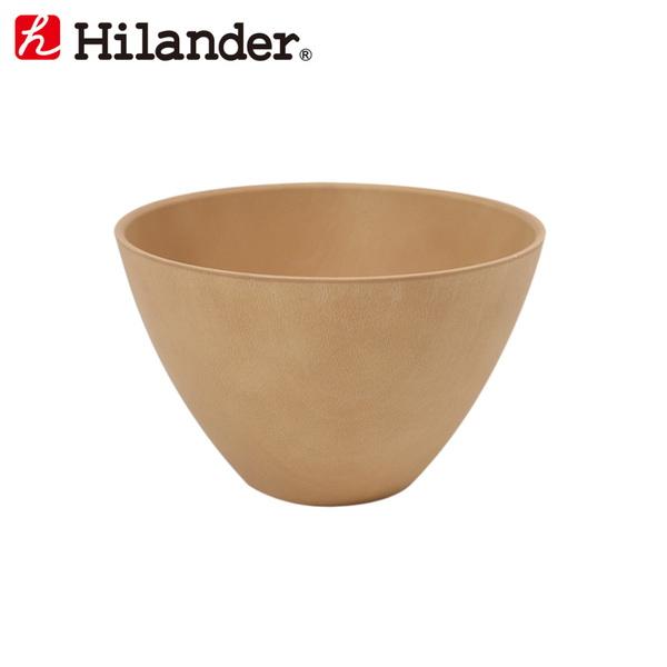 Hilander(ハイランダー) マルチボウル HCA025A ウッド製お皿