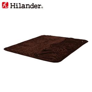 Hilander(ハイランダー) テント用 吸湿発熱インナーマット2(足ポケット付き) 200×200cm N-026