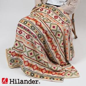Hilander(ハイランダー) 難燃ブランケット N-012