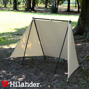 Hilander(ハイランダー) ハンガーフレームスクリーン ポリコットン スタートパッケージ HCB-010SET