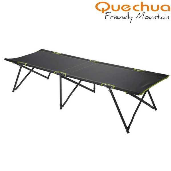 Quechua(ケシュア) CAMP BED L100 キャンプベッド 8171697-1335270 キャンプベッド