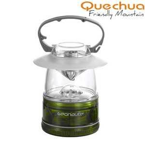 Quechua(ケシュア) LC 600 DYNAMO ランタン BLACK/GREEN 8079111-1056594